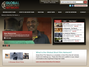 Global Short Film Network
